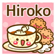 "Use the stickers everyday ""Hiroko"""