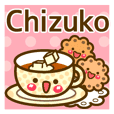 "Use the stickers everyday ""Chizuko"""