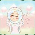 Twinkle little hijab: Rainbow ver.