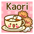 "Use the stickers everyday ""Kaori"""