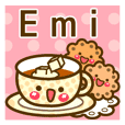 "Use the stickers everyday ""Emi"""