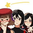 Ran's Red and Black Squad