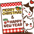 AnimatedCats in the can Xmas&NewYear(tw)