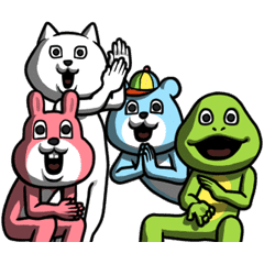 Dear Animal Costume(動了還是死魚眼篇)