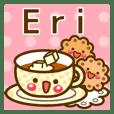 "Use the stickers everyday ""Eri"""