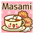 "Use the stickers everyday ""Masami"""