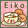 "Use the stickers everyday ""Eiko"""