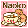 "Use the stickers everyday ""Naoko"""