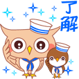 Mimi, the owl & Suzu, the sparrow Part2