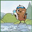 水資源保育小尖兵--河烏咖妹