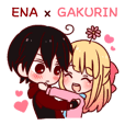 Ena&Gakurin Sweet daily