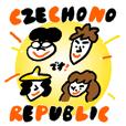 Czecho No Republic スタンプ