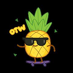 Pineapple Guy