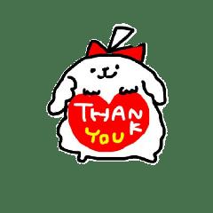 トイプードルMOCOちゃん