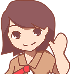 Fia - Scout Girl Animated