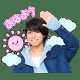 NAOYA KITAGAWA Sticker