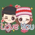 Nyujtong & Nkauj ntsnab lovely charming