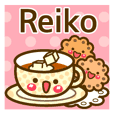 "Use the stickers everyday ""Reiko"""