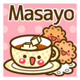 "Use the stickers everyday ""Masayo"""