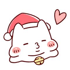 胖才可愛-聖誕肉肉