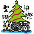 憨憨a樂萌:動物冬季篇