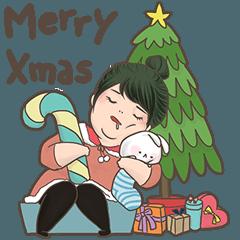 黛兒姐-Merry Xmas & Happy New Year