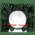 囲碁っぽく言う(Maru's Stamp 8)