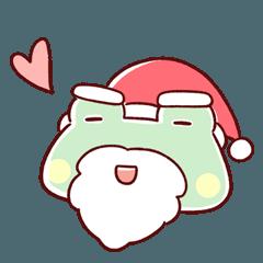 胖才可愛-聖誕呱呱