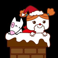 Ne-Mong & Pingkoku's Winter Story