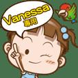 Vanessa only