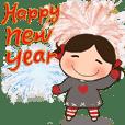 MAY MEI 9-HAPPY NEW YAER