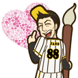 Akihiro Yano Stickers part3