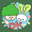 Urakawa Engei Official Characters