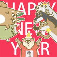 Otter melon & FRIENDs NEW YEAR PACK!