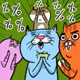 貓室友動態日常篇
