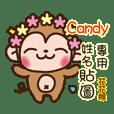Twopebaby flower monkey 136 Candy