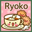 "Use the stickers everyday ""Ryoko"""
