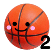 Object stamp-baketball second