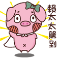 Coco Pig -Name stickers - Mrs.Lai