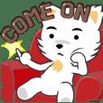 Gae NyangYi (cheeky cat)
