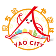 Every character is OK! Yao City Sticker