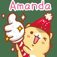 "Niu Niu Cat-""Amanda""Q"