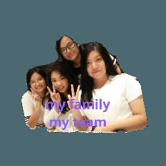 cemara's familyz