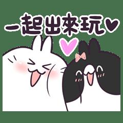 不死兔的兔兔愛聊天(聲音貼圖2)