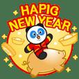Duduparts - Hapig New Year
