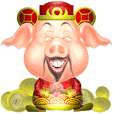 Happy Lunar New Year from Pig Head Boss
