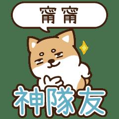 柴語錄 姓名_神隊友1683 甯甯