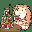 Hedgehog's Jam factory