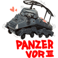 PANZER VOR III (Tank/Armored vehicle)