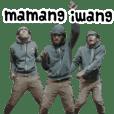 Mamang Iwang: Wajah Baru